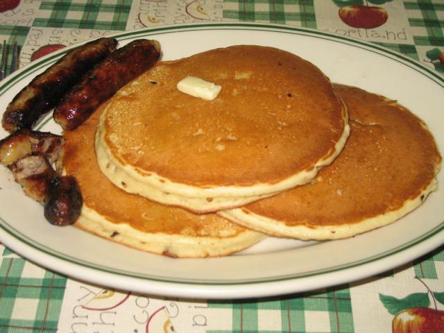 Antigonish Palliative Care - Pancake Breakfast