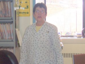 Antigonish Palliative Care - Kaye Marie Chisholm, Retired Oncology Nurse Antigonish Town & County Palliative Care Board Member