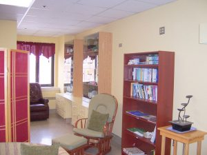 Antigonish Palliative Care - Resource Room