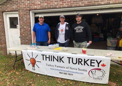 Clydesdale Chicken and Turkey Fundraiser 2020